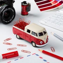 Mobile Office – BüroklammerspenderVWBus