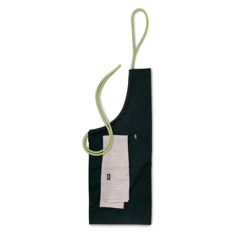 Grillschürze auf dem Tisch – corpus delicti design Hamburg – Wir machen Geschenke