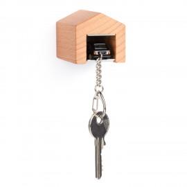 Garage mit Schlüsselanhänger– VWGolfGTII schwarz