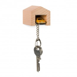 Garage mit Schlüsselanhänger– OpelMantaA