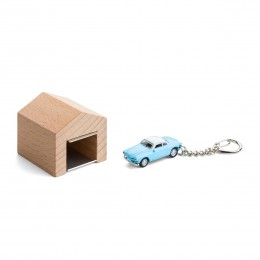 Garage mit Schlüsselanhänger– VWKarmannGhia
