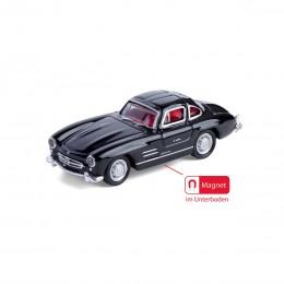 Magnet– Mercedes-Benz300SL schwarz