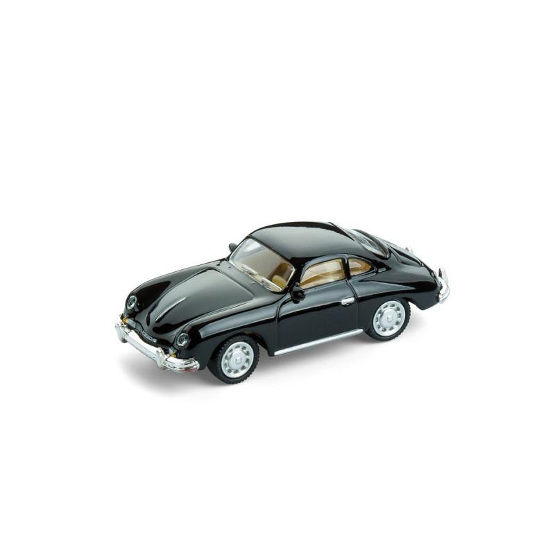 Magnet Porsche 356 A auf dem Tisch Ansicht schräg von vorn – corpus delicti design Hamburg – Wir machen Geschenke