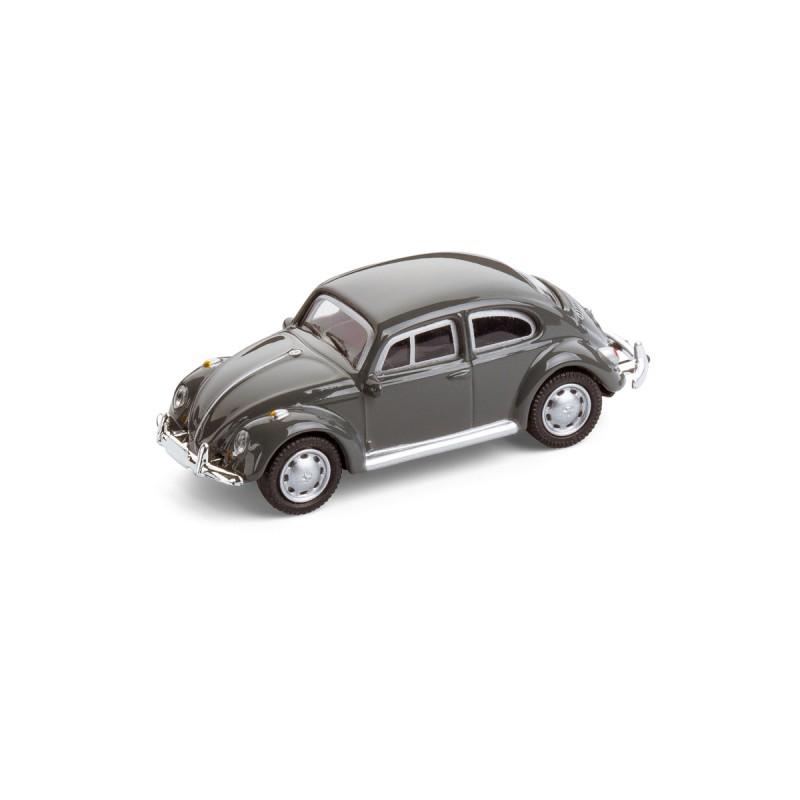 VW Volkswagen Käfer grau mit Magnet auf dem Tisch – corpus delicti design Hamburg – Wir machen Geschenke
