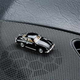 Parkscheinhalter– Porsche356Aschwarz