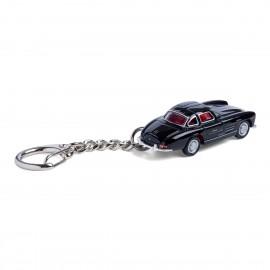 Schlüsselanhänger– Mercedes-Benz300SL schwarz