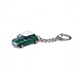 Schlüsselanhänger– MiniCooperBritishRacingGreen