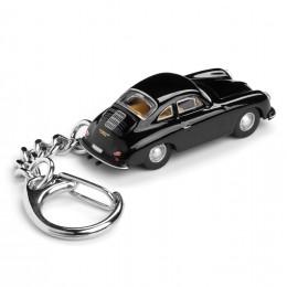 Schlüsselanhänger– Porsche356ACarrera schwarz