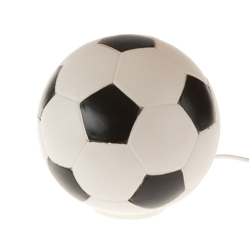 Leuchte Fußball