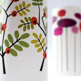 Lichthüllen Blüten & Blätter (5er Set)