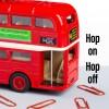 London Bus – Büroklammerspender Roadmaster Detailaufnahme hinterer Einstieg – corpus delicti design Hamburg