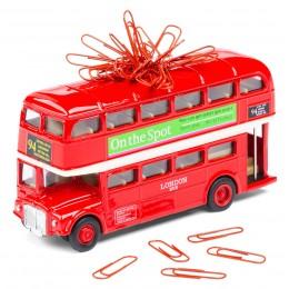 London Bus – Büroklammerspender Roadmaster