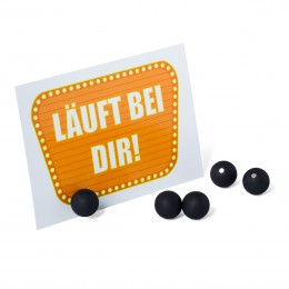 Magnet Rubberball