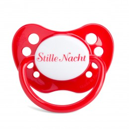 """Schnuller """"Stille Nacht"""""""
