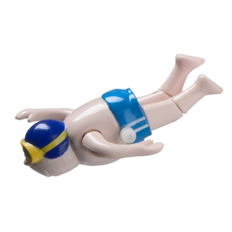 Schwimmer zum Aufziehen