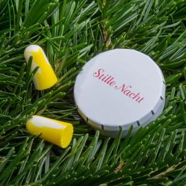 Stille Nacht 3.0 – Ohrenschutz in der Dose