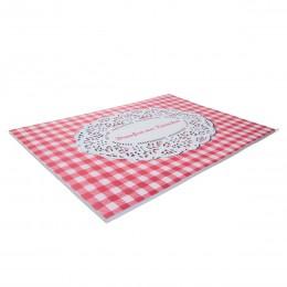 """Papier-Tischsets """"DraußennurKännchen"""""""
