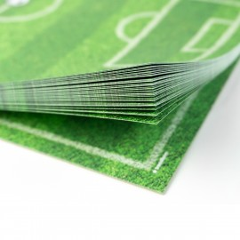 Papiertischsets FOOTBALL