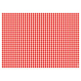 Papier-Tischsets – VICHY ROT