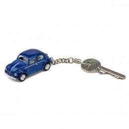 VWKäfer blau– Schlüsselanhänger 1:64