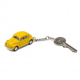 VWKäfer gelb– Schlüsselanhänger 1:64