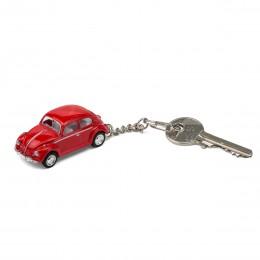 VWKäfer rot– Schlüsselanhänger 1:64