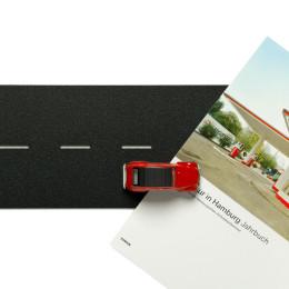 Wall Street – Magnetboard  Citroën2CV