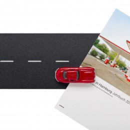 Wall Street – Magnetboard Mercedes-Benz300SL