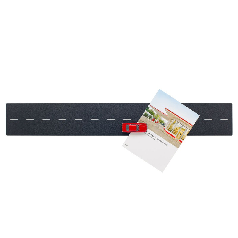 Wall Street – Magnetboard Mercedes-Benz450SLC