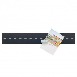 Wall Street – Magnetboard VWBusT1Samba Bulli türkis