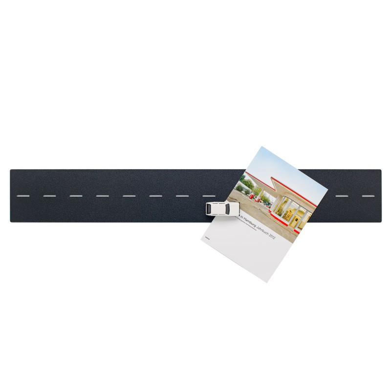 Wall Street – Magnetboard VWGolfGTII silber