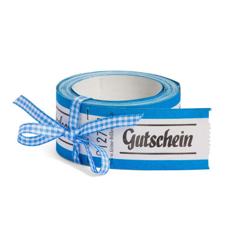 Wertmarke GUTSCHEIN