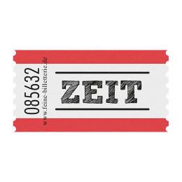 Wertmarke ZEIT